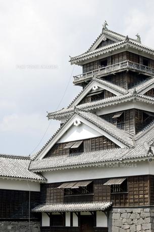 熊本城の写真素材 [FYI00381928]