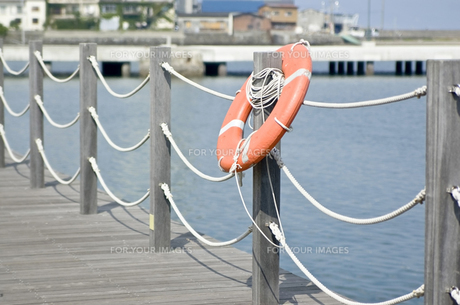 港の風景の素材 [FYI00381931]