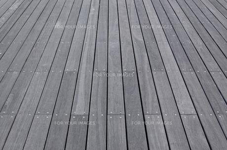 木製の床のアップの素材 [FYI00381949]