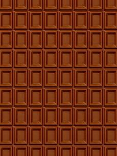 板チョコレートのアップの素材 [FYI00382029]