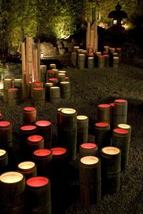 うすき竹宵の写真素材 [FYI00382034]