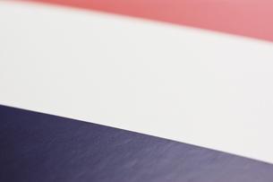 フランスの国旗のアップの素材 [FYI00382099]