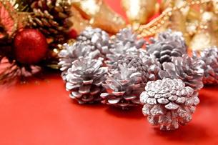 クリスマスの装飾の写真素材 [FYI00382199]