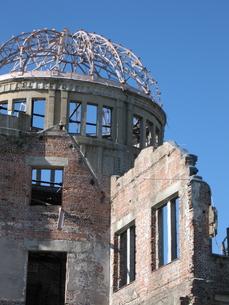 原爆ドームの写真素材 [FYI00382277]