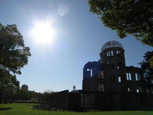 原爆ドームの写真素材 [FYI00382284]