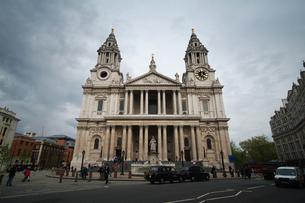 セント・ポール大聖堂、ロンドンの素材 [FYI00382320]