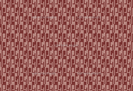 「卯」柄:小豆色の素材 [FYI00382379]