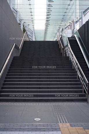 階段の写真素材 [FYI00382402]