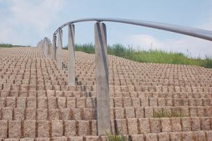 階段の手すりの写真素材 [FYI00382627]