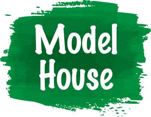 モデルハウスの写真素材 [FYI00382727]