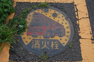 消火栓の写真素材 [FYI00382737]