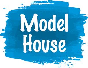 モデルハウスの写真素材 [FYI00382748]