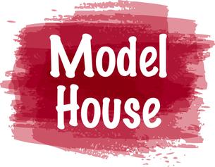 モデルハウスの写真素材 [FYI00382753]