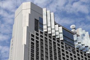 大阪都市風景の写真素材 [FYI00382896]
