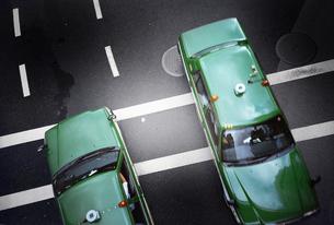 タクシーの写真素材 [FYI00382982]