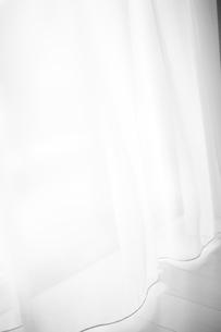 カーテンの写真素材 [FYI00382993]