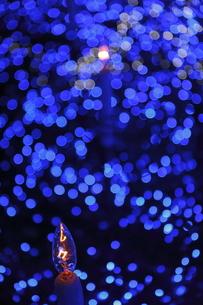 クリスマスイルミネーションの写真素材 [FYI00383144]