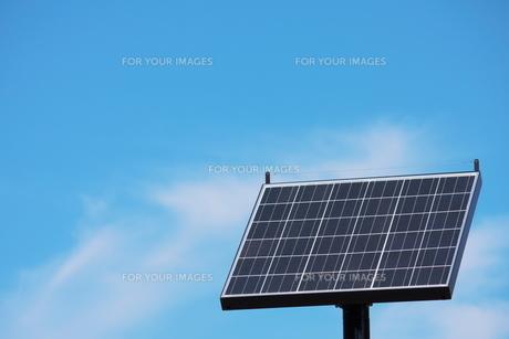 太陽光発電の素材 [FYI00383217]