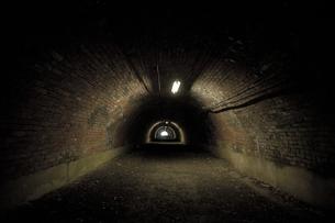 隧道の写真素材 [FYI00383286]
