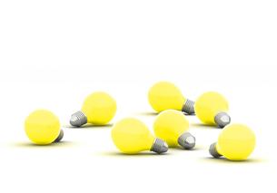 電球の写真素材 [FYI00383420]