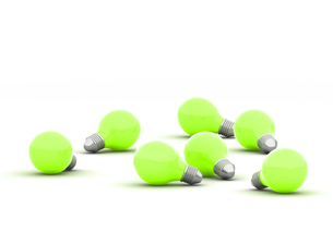 電球の写真素材 [FYI00383421]