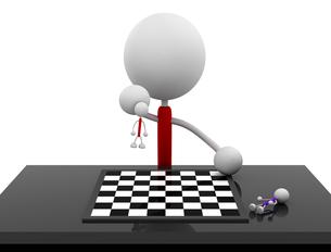 チェスの写真素材 [FYI00383693]