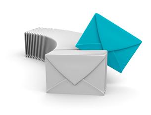 メールの素材 [FYI00383718]