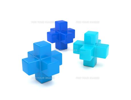 ブロックの素材 [FYI00383719]