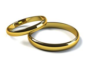 指輪の写真素材 [FYI00383720]