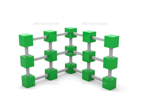 ブロックの素材 [FYI00383724]
