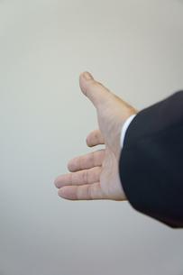 握手の素材 [FYI00384463]