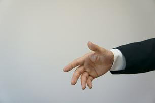 握手の素材 [FYI00384465]