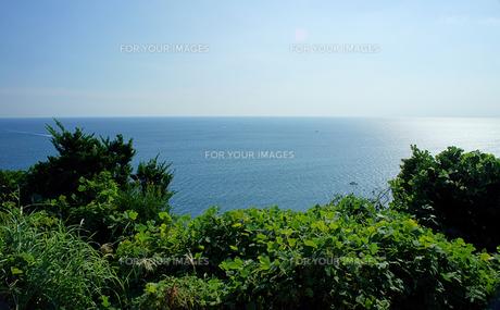 江ノ島から望む太平洋の素材 [FYI00384469]