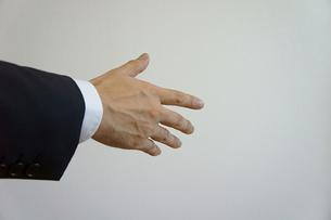握手の素材 [FYI00384472]