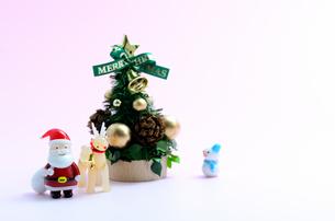 クリスマスをイメージの素材 [FYI00384991]