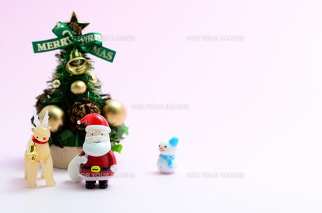 クリスマスをイメージの素材 [FYI00385002]