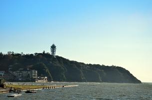 秋の江ノ島の素材 [FYI00385121]