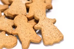 ジンジャークッキーの素材 [FYI00385218]