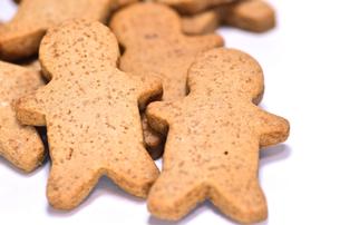 ジンジャークッキーの素材 [FYI00385225]