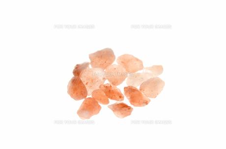ヒマラヤ岩塩 クローズアップの素材 [FYI00386043]