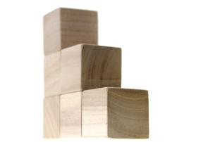 積木の階段の素材 [FYI00386074]