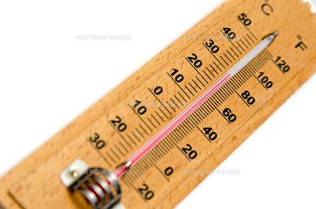 温度計 摂氏 華氏の素材 [FYI00386238]