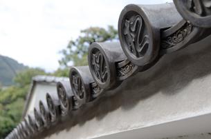 塀瓦の素材 [FYI00386378]