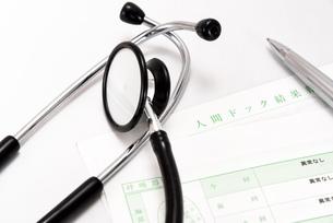 聴診器 健康診断の素材 [FYI00386827]