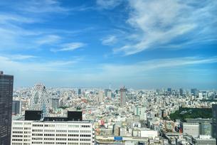 東京都庁展望室からの展望の素材 [FYI00386896]