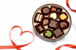 チョコレートギフトの素材 [FYI00387072]