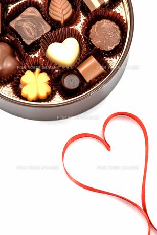 チョコレートギフトの素材 [FYI00387077]