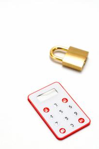 ワンタイムパスワードカードの素材 [FYI00387084]