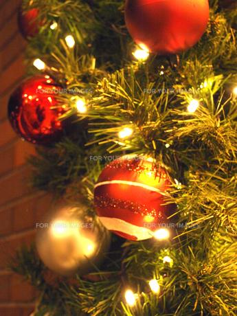 クリスマスの飾りの素材 [FYI00387299]
