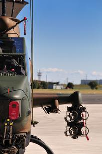 アパッチ攻撃ヘリの写真素材 [FYI00387539]